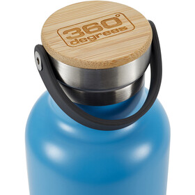 360° degrees Vacuum Insulated Juomapullo 750ml, aqua